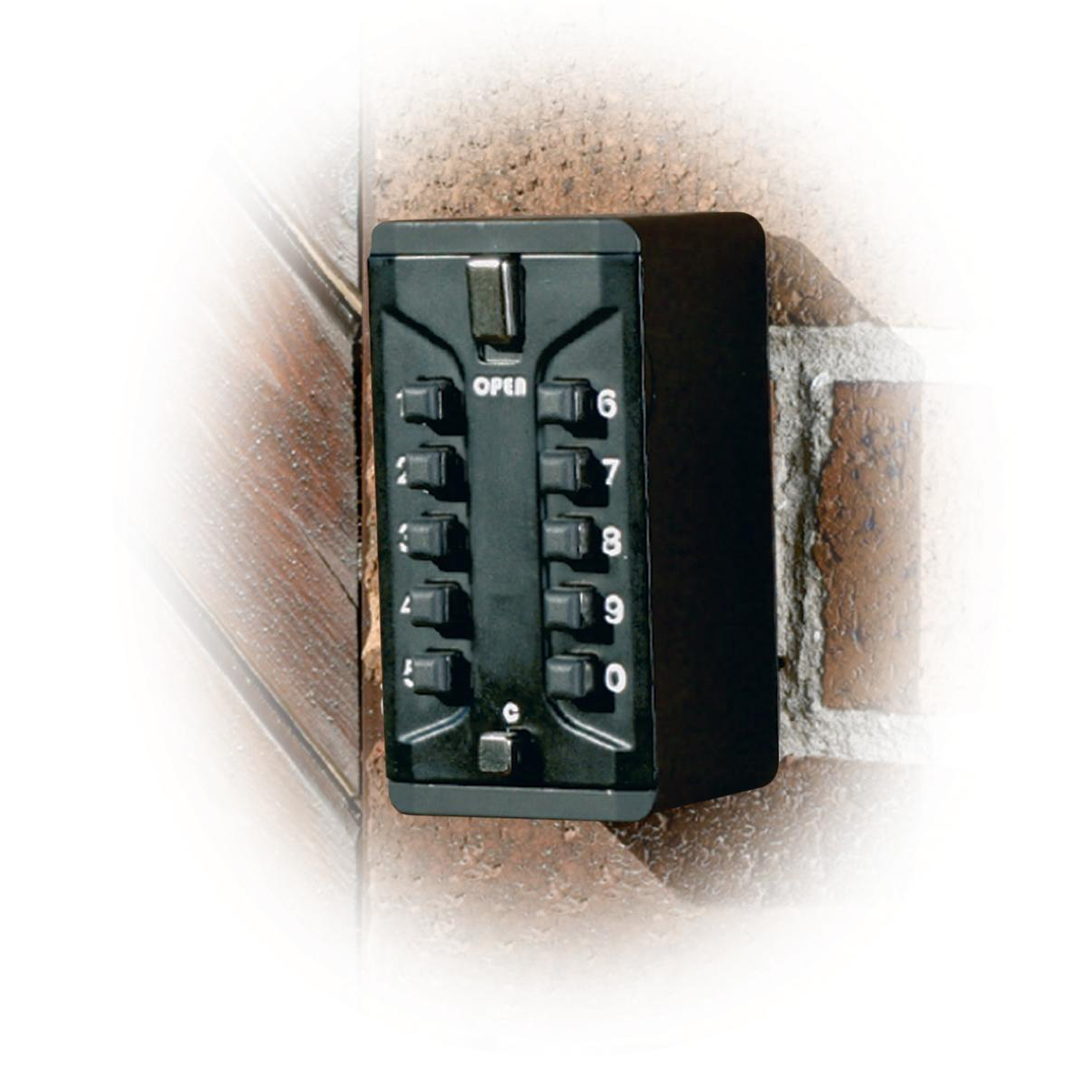 Phoenix Key Store Safe Combination Lock W62xD58xH115mm Ref KS0002C