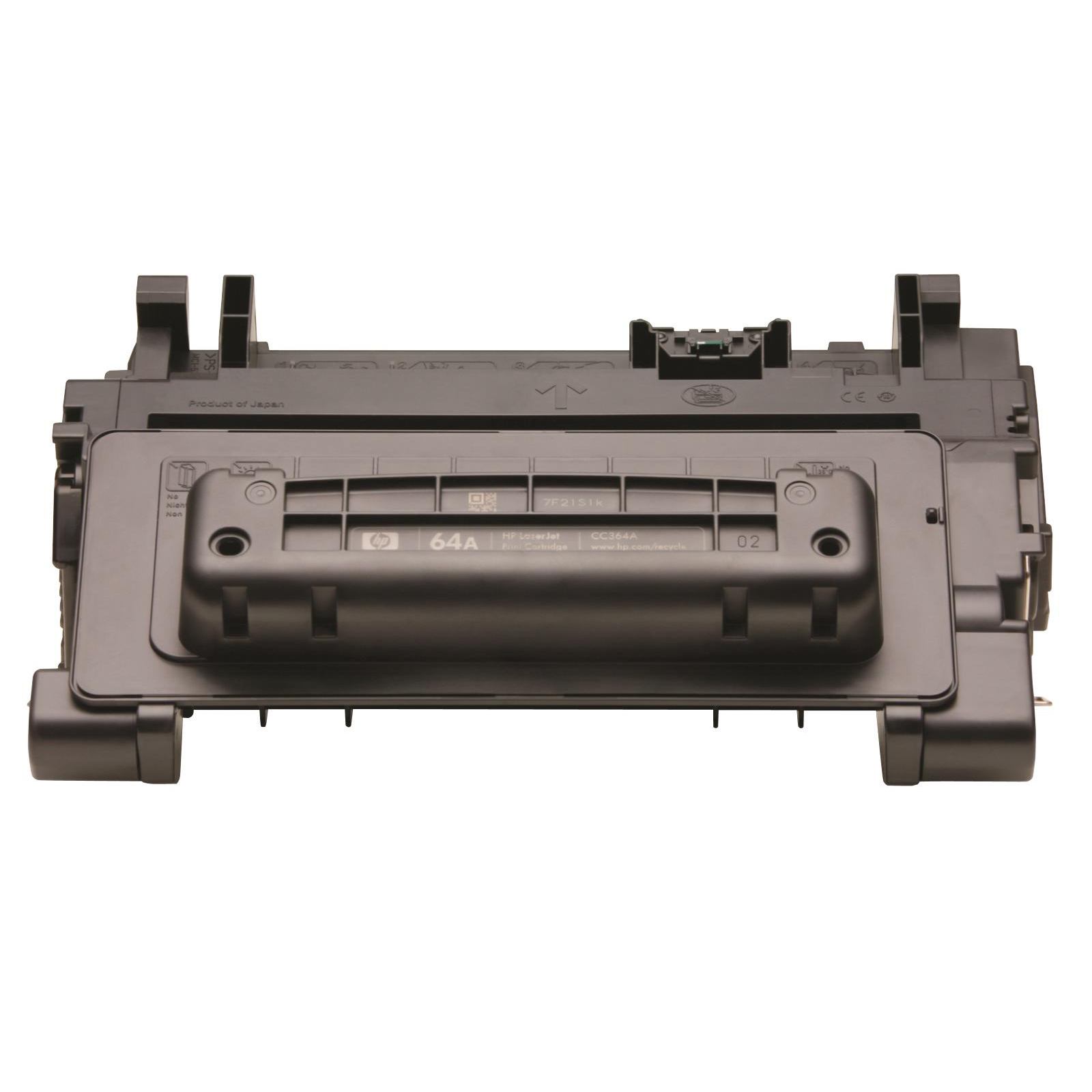 HP 64A Laser Toner Cartridge Page Life 10000pp Black Ref CC364A