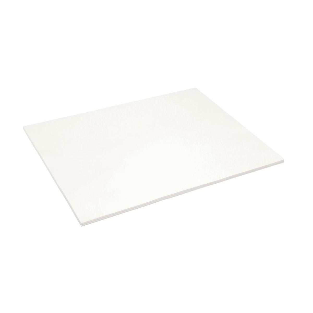 Blotting Blotting Paper Full Demy W570xD445mm Flat White 50 Sheets