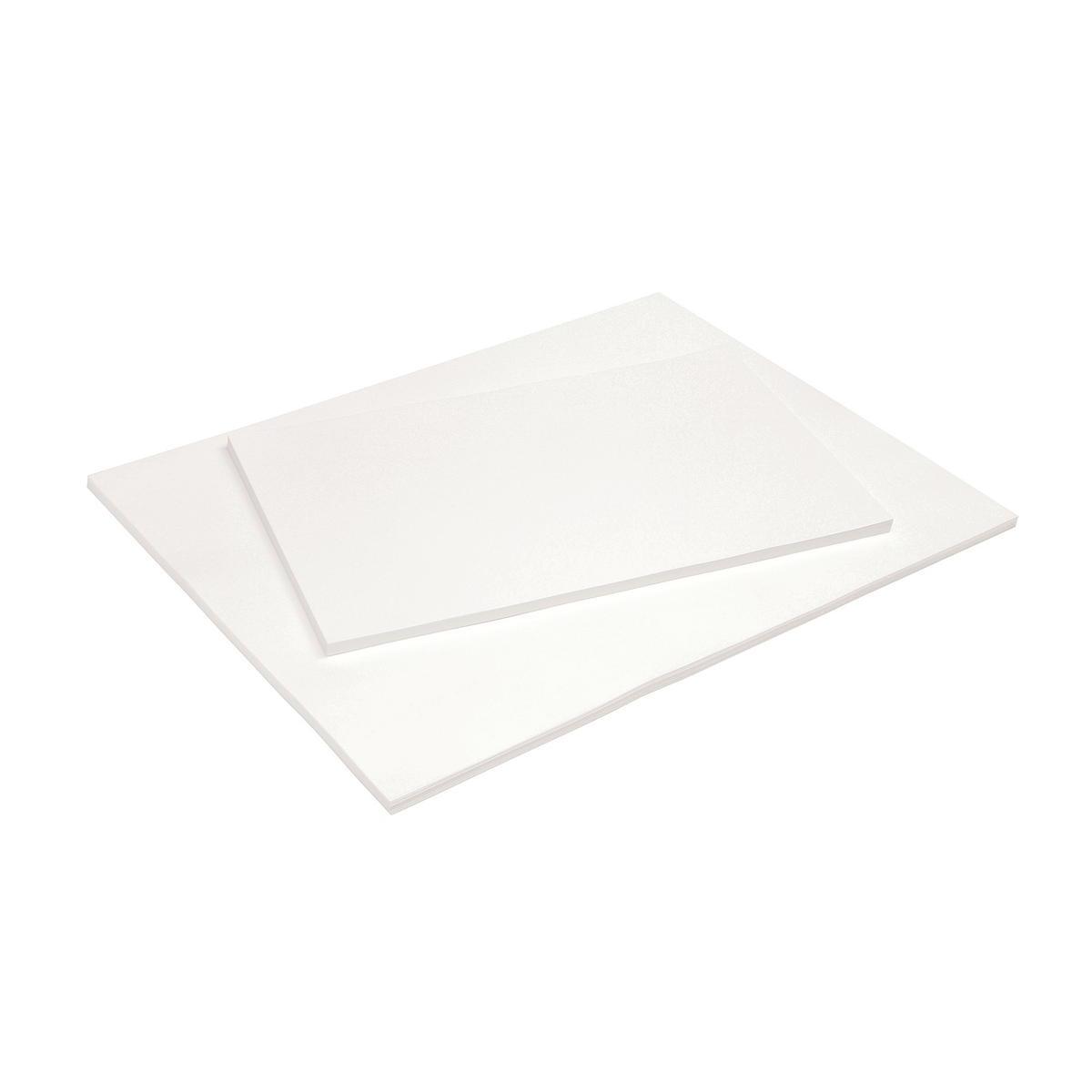 Blotting Paper Full Demy W570xD445mm Flat White 50 Sheets
