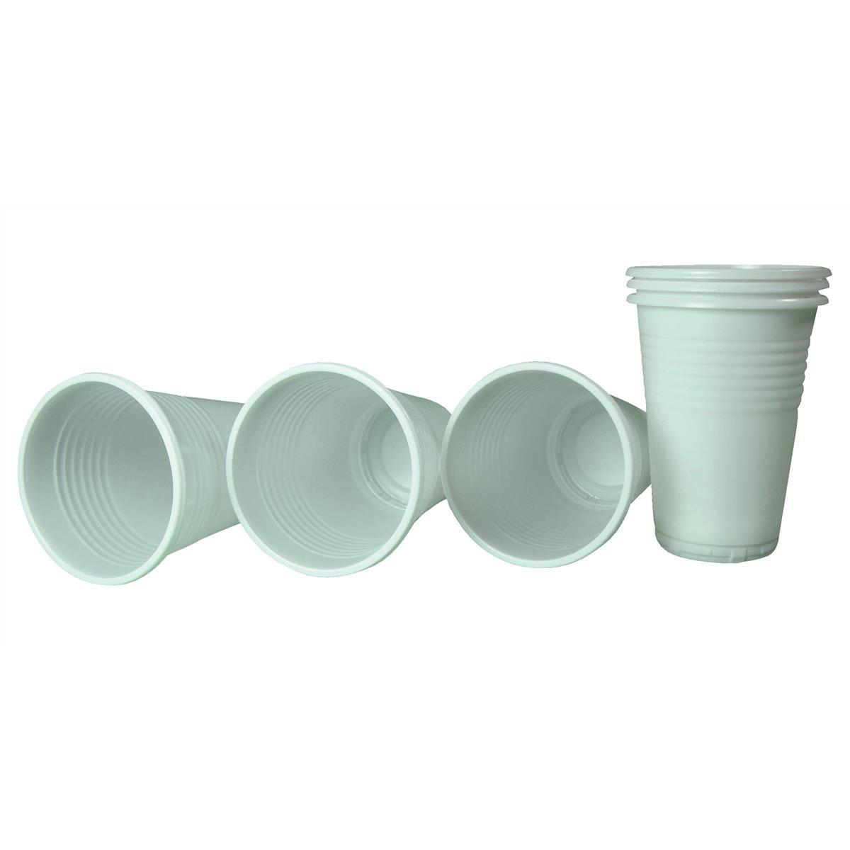 Disposable Cups & Accessories Vending Cups Biodegradable Tall 7oz 207ml Ref BCW-7 Pack 100