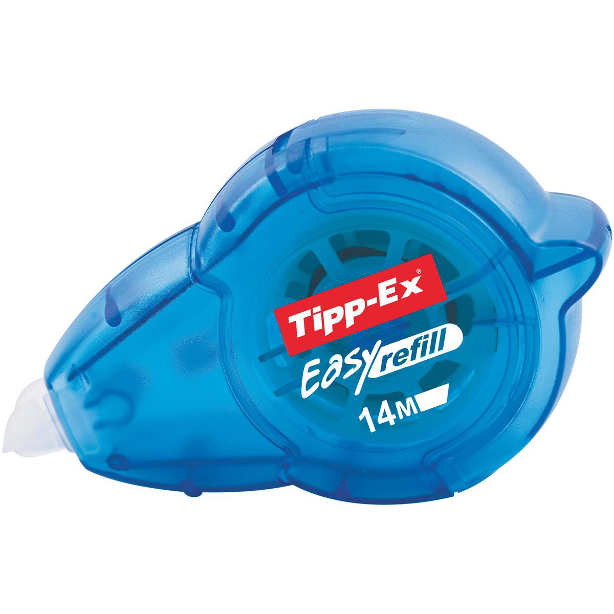 Correction Tape Tipp-Ex Easy-refill Correction Tape Roller 5mmx14m Ref 8794242 Pack 10