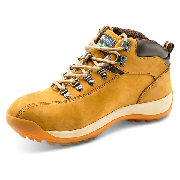 Click Traders SBP Chukka Boot EVA/Rubber/Leather Nubuck Size 12 Tan Ref CTF33NB12 Up to 3 Day Leadtime