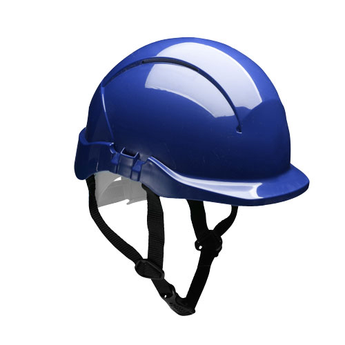 Centurion Concept Linesman Safety Helmet Blue Ref CNS08BL *Up to 3 Day Leadtime*