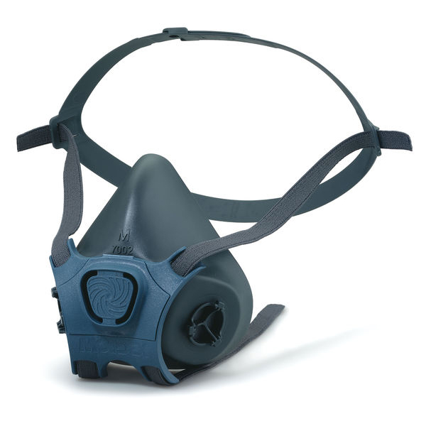 Moldex Mask Body Lightweight Medium Grey Ref M7002 Up to 3 Day Leadtime