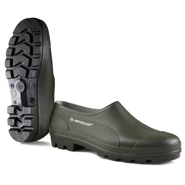 Footwear Dunlop Wellie Shoe Size 3 Green Ref GG03 *Up to 3 Day Leadtime*