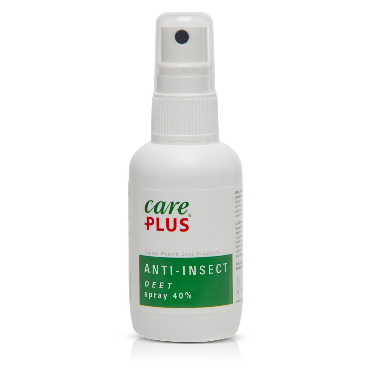 Equipment Click Medical Careplus Insect Repellent Deet Spray 60ml Ref CM1704 *Up to 3 Day Leadtime*