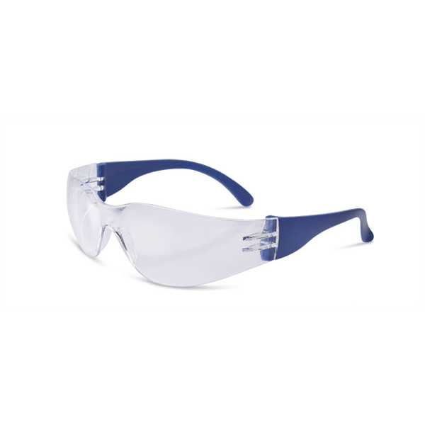B-Brand Everson Safety Spectacle Clear Ref BBES [Pack 10] *Up to 3 Day Leadtime*