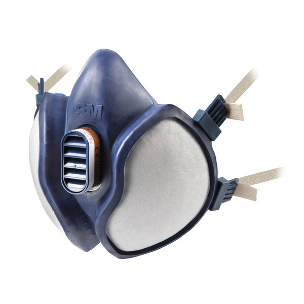 3M A2 P3 Organic Gas/Vapour and Particulate Respirator Blue Ref 4255 Up to 3 Day Leadtime