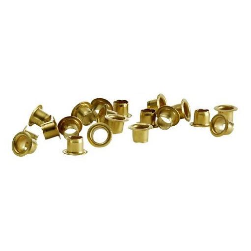 Rexel Copper Eyelets 3.2mm Shank Ref 20320050 [Pack 500]