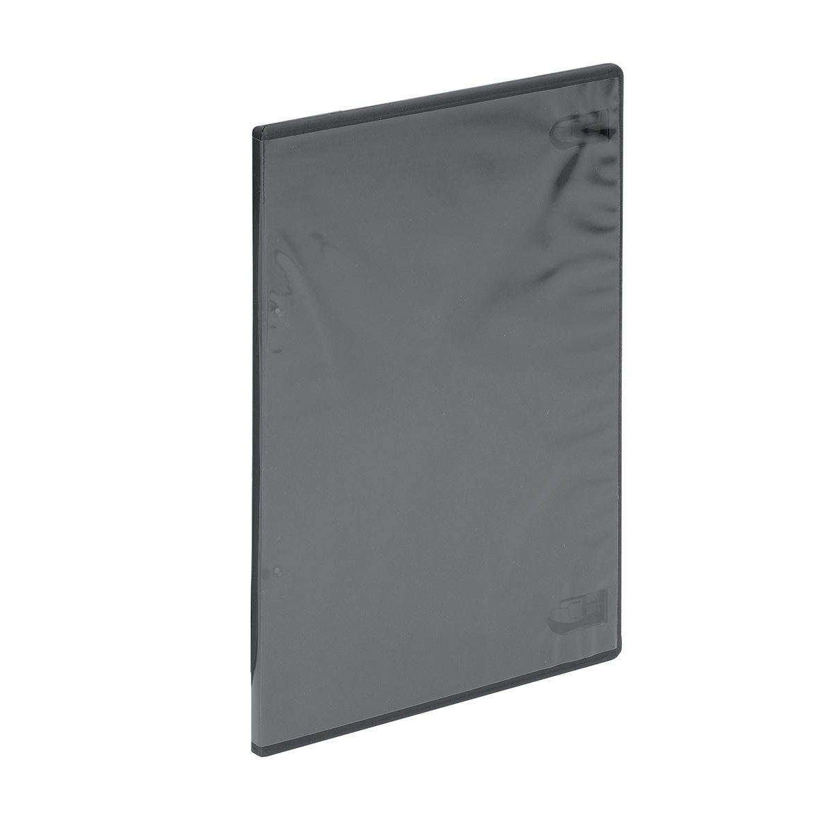 DVD Storage Case Standard Width Black Pack 5