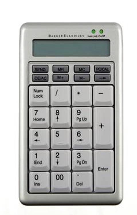 Bakker Elkhuizen S-Board 840 Numeric Keyboard Ref BNES840DNUM