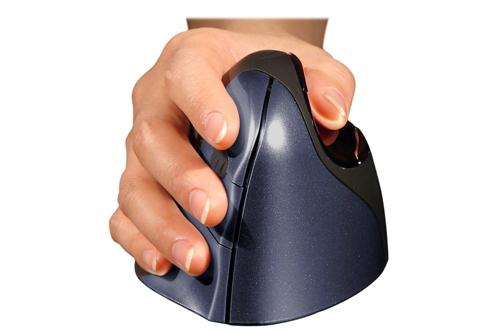 Bakker Evoluent4 Mouse Wireless Ergonomic Ref BNEEVR4W