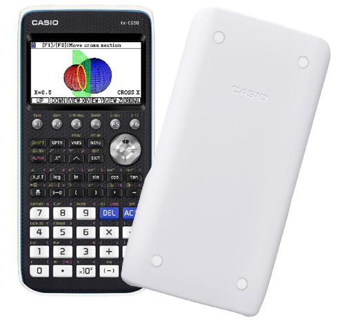 Casio FX-CG50 Graphic Calculator Graphite