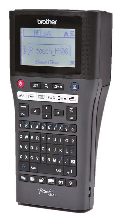 Image for Brother PT-H500 Labelmaker Handheld Ref PTH500Z1