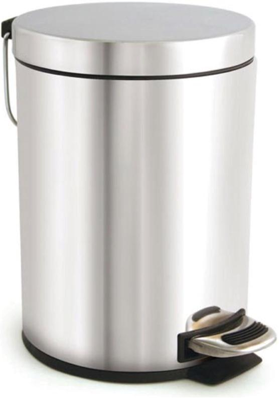 Image for Pedal Bin 5 Litre Stainless Steel