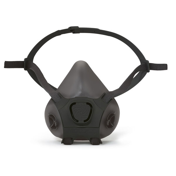 Limitless Moldex Silicone Half Mask Lightweight Large Black Ref M7006 *Up to 3 Day Leadtime*