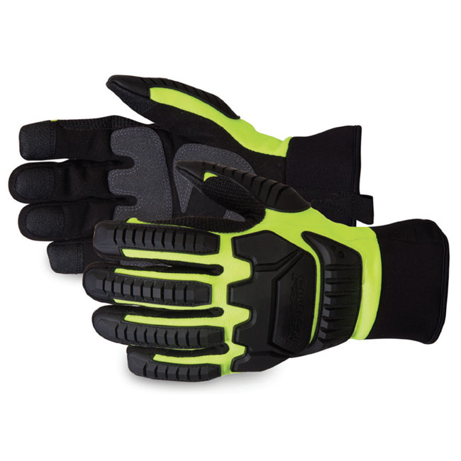 Superior Glove Clutch Gear Cut-Resistant Waterproof S Yellow Ref SUMXVSBKWTS *Upto 3 Day Leadtime*