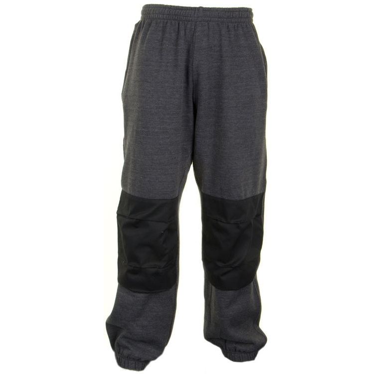 Click Workwear Grey Fleece Jogging Bottom M Grey Ref FLJBCGYM Up to 3 Day Leadtime