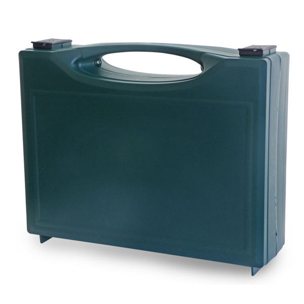 Click Medical 5090 First Aid Box Priestfield Large Green Ref CM1014 *Up to 3 Day Leadtime*