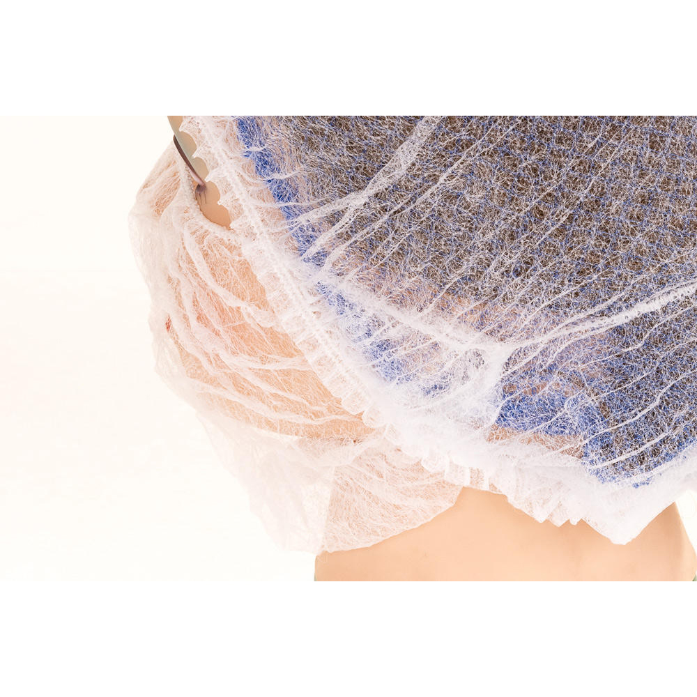 Limitless Click Once Disposable Beard Snood Polypropylene White Ref DBSPPW Pack 1000 *Up to 3 Day Leadtime*