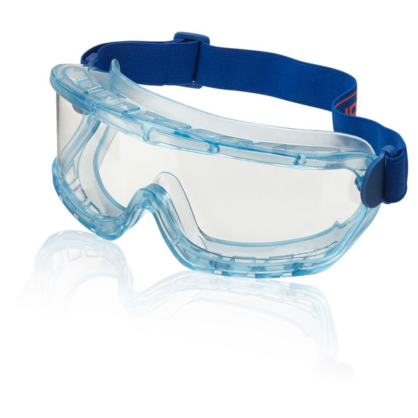 B-Brand Premium Goggles Blue Ref BBPGBF [Pack 5] Up to 3 Day Leadtime