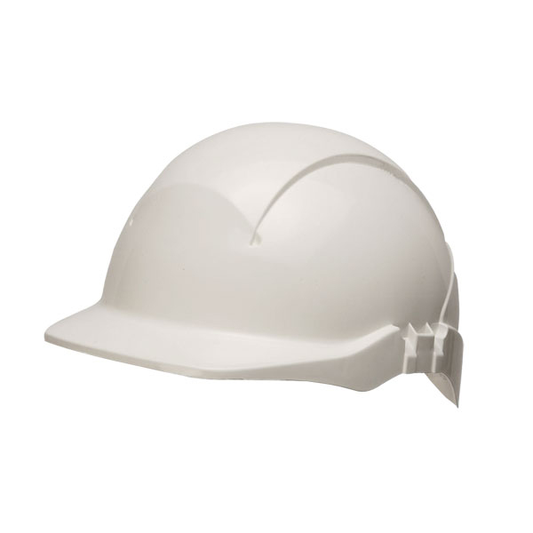 Centurion Concept R/Peak Safety Helmet White Ref CNS08WA *Up to 3 Day Leadtime*