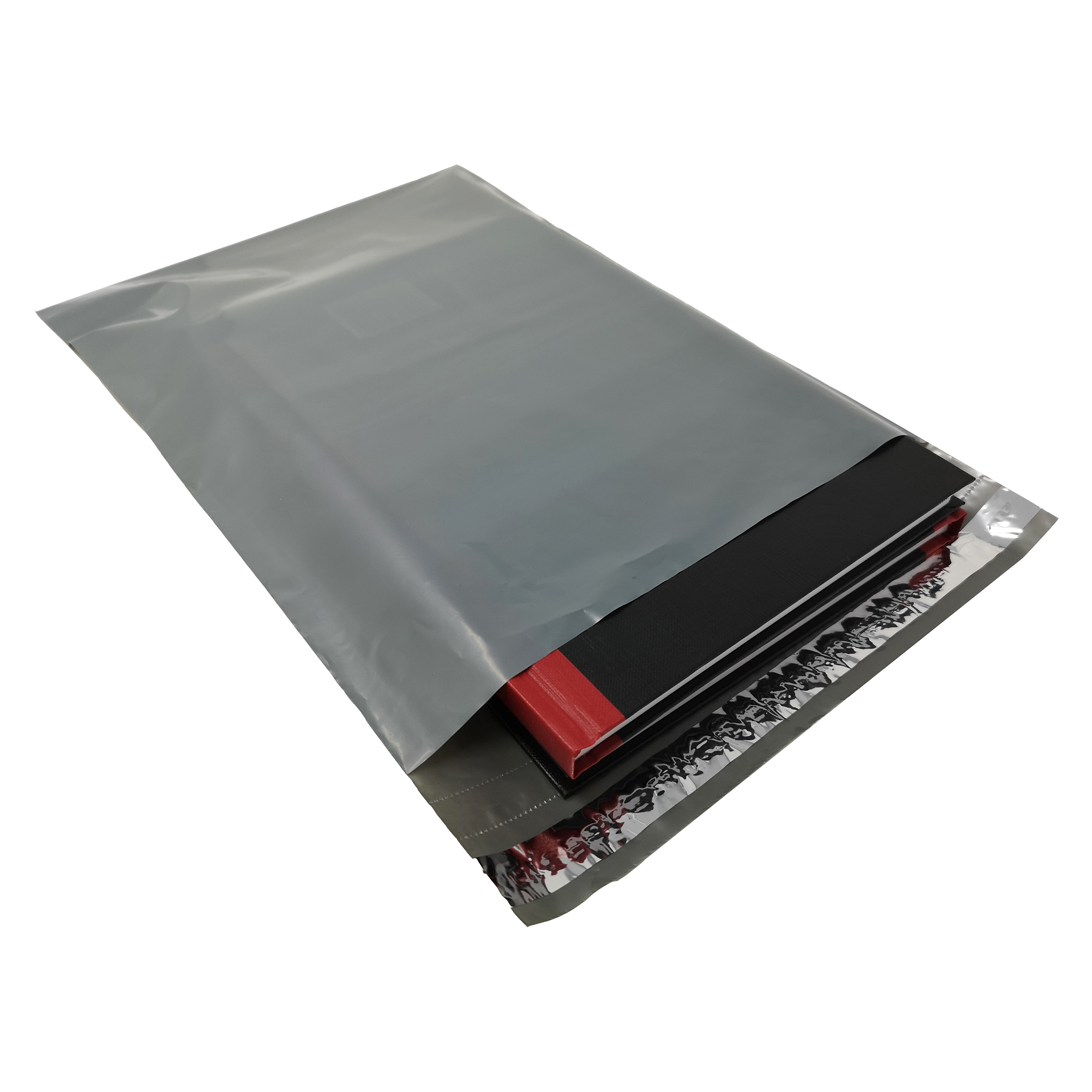 Specialty envelopes 5 Star Recycled Mailing Bag Peel & Seal Closure Grey 330x430mm Pack 100