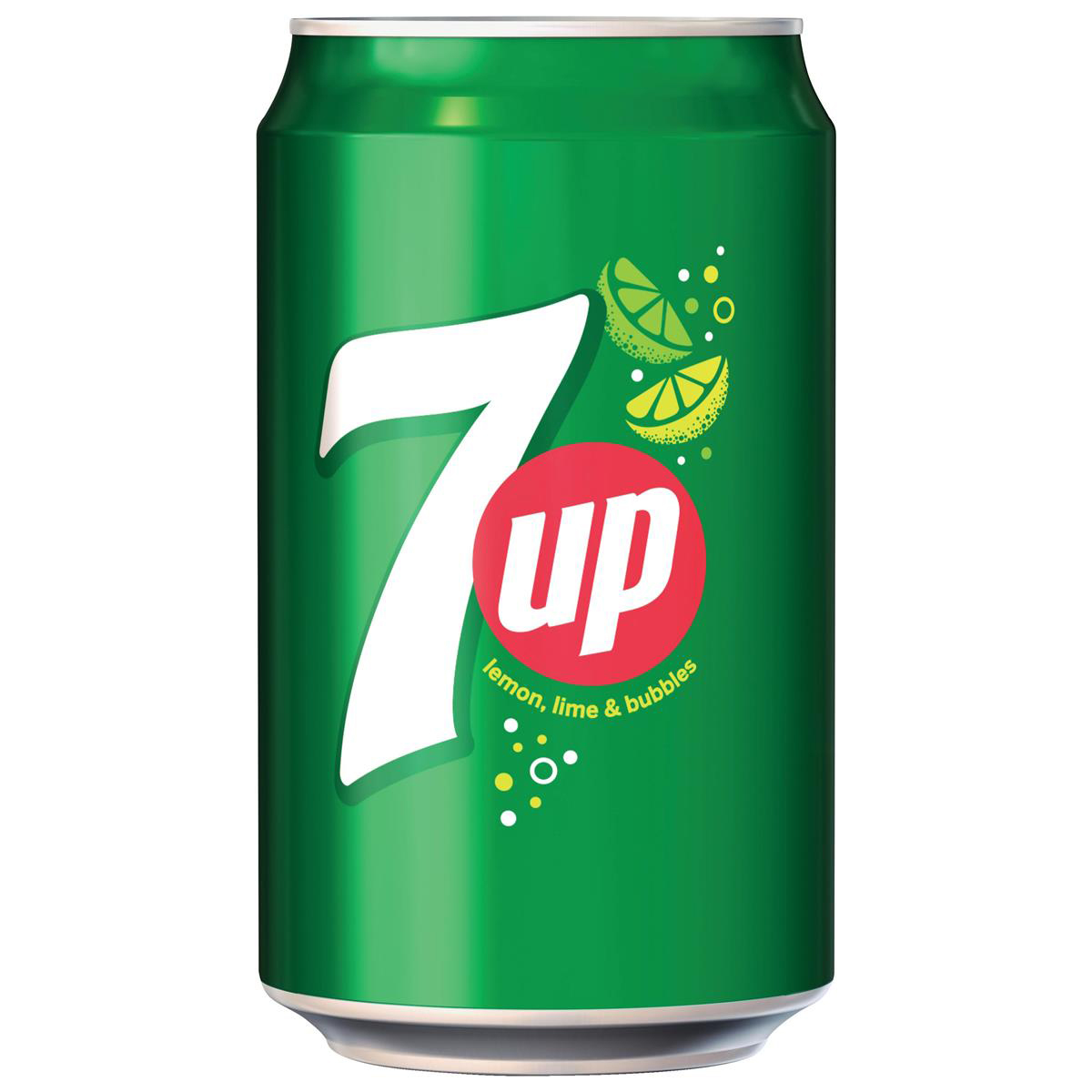 7UP Original Lemon and Lime Soft Drink Can 330ml Ref 203388 Pack 24