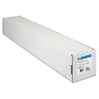 Hewlett Packard HP DesignJet Inkjet Paper 90gsm 36 inch Roll 914mmx45.7m Bright White Ref C6036A