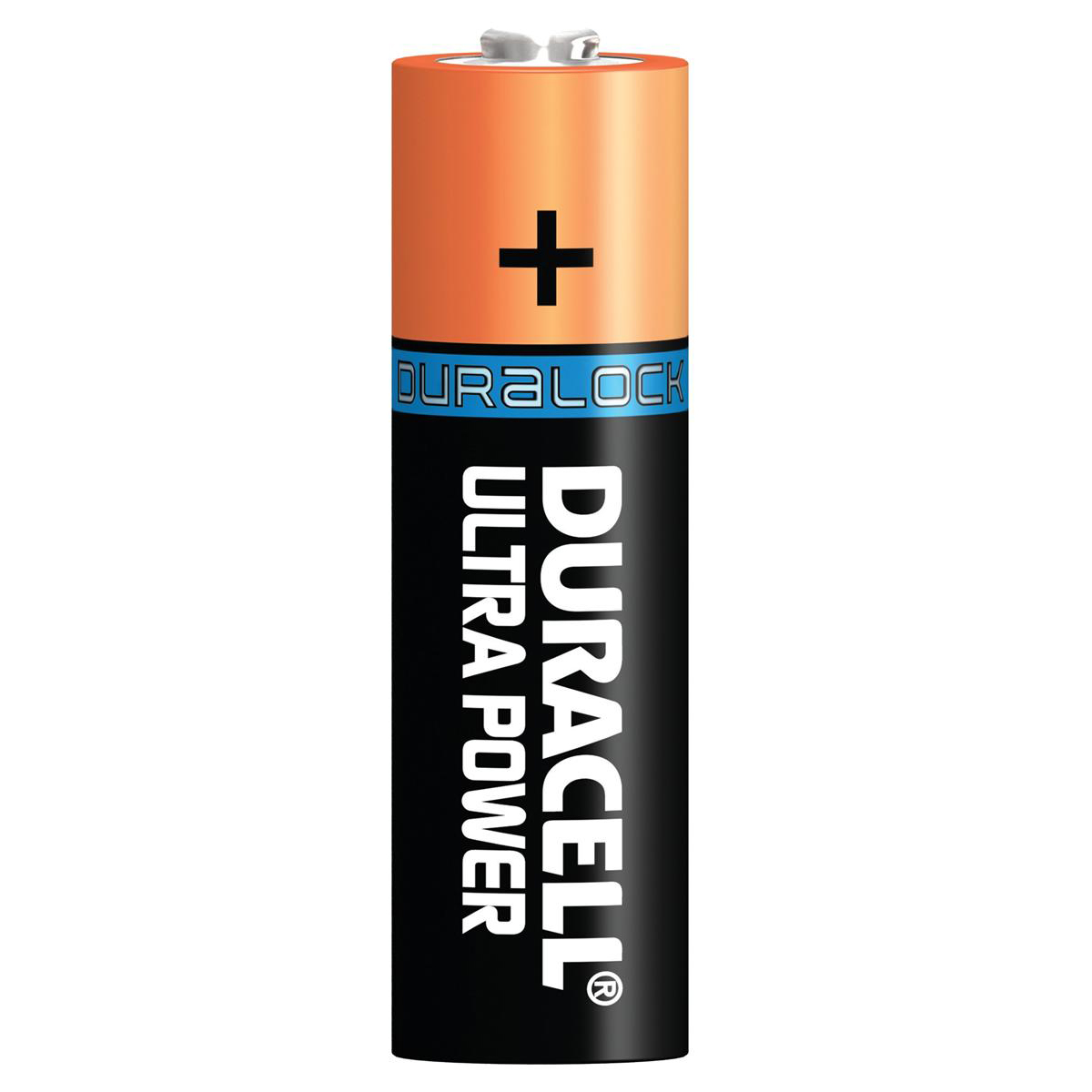 Duracell Ultra Power MX1500 Batteries AA 1.5V Ref 81235491 Pack 4