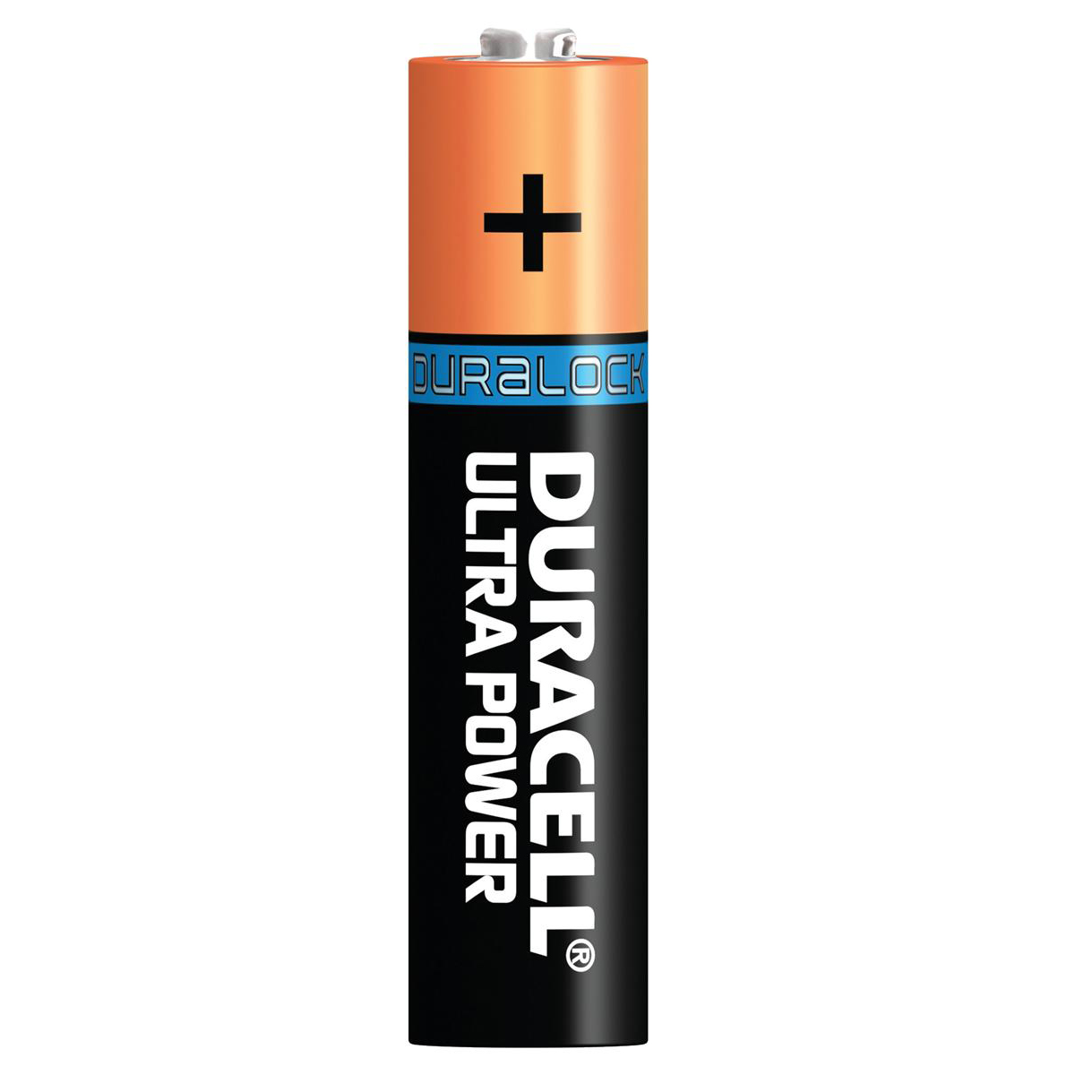 Duracell Ultra Power MX2400 Battery Alkaline 1.5V AAA Ref 81417787 Pack 4