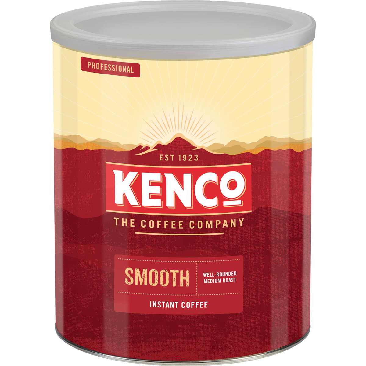 Coffee Kenco Really Smooth Instant Coffee Tin 750g Ref 4032075