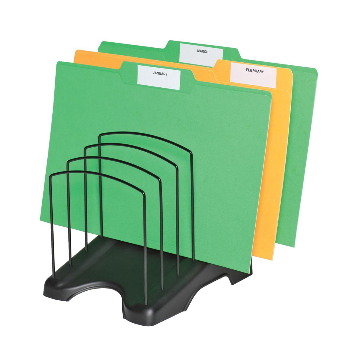 File Organisers Step File Organiser Six Section