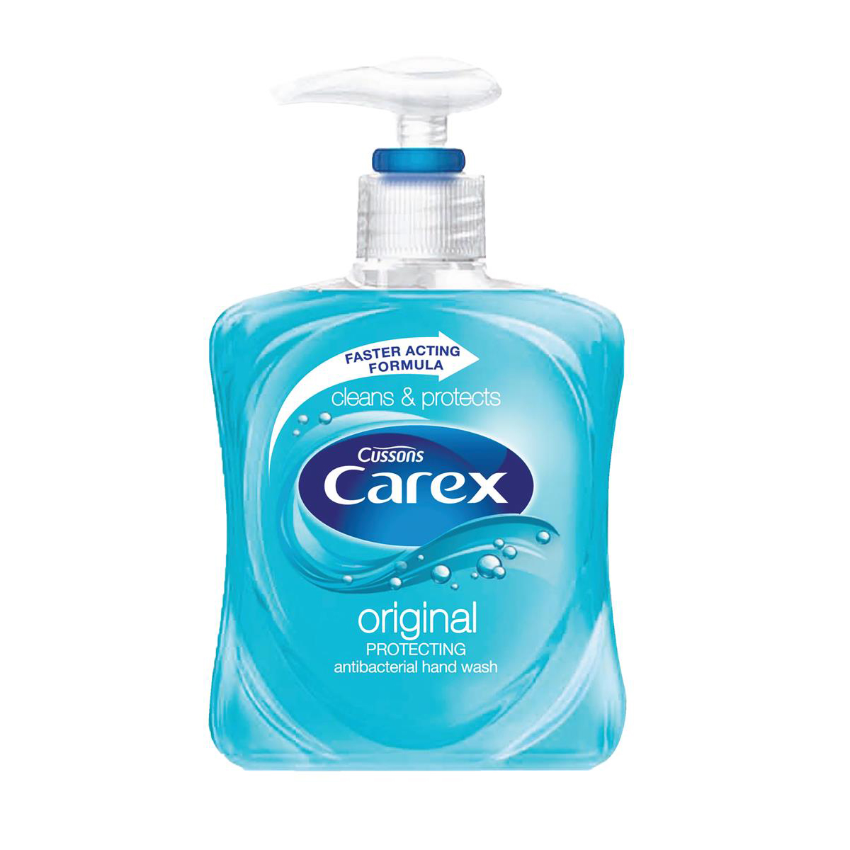 Carex Liquid Soap Hand Wash 500ml Ref 0604021