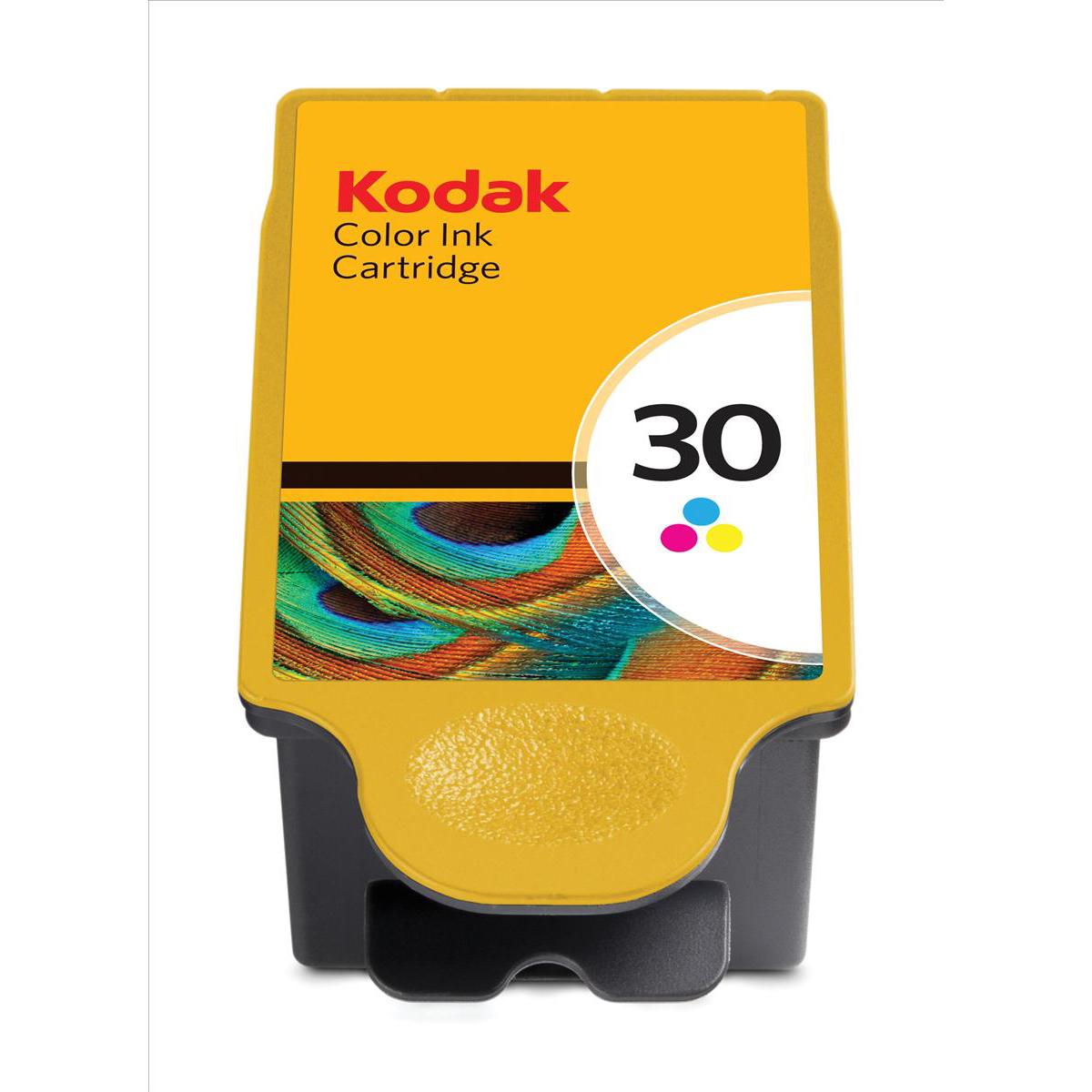 Kodak 30CL Inkjet Cartridge Page Life 275pp Tri-Colour Ref 8898033