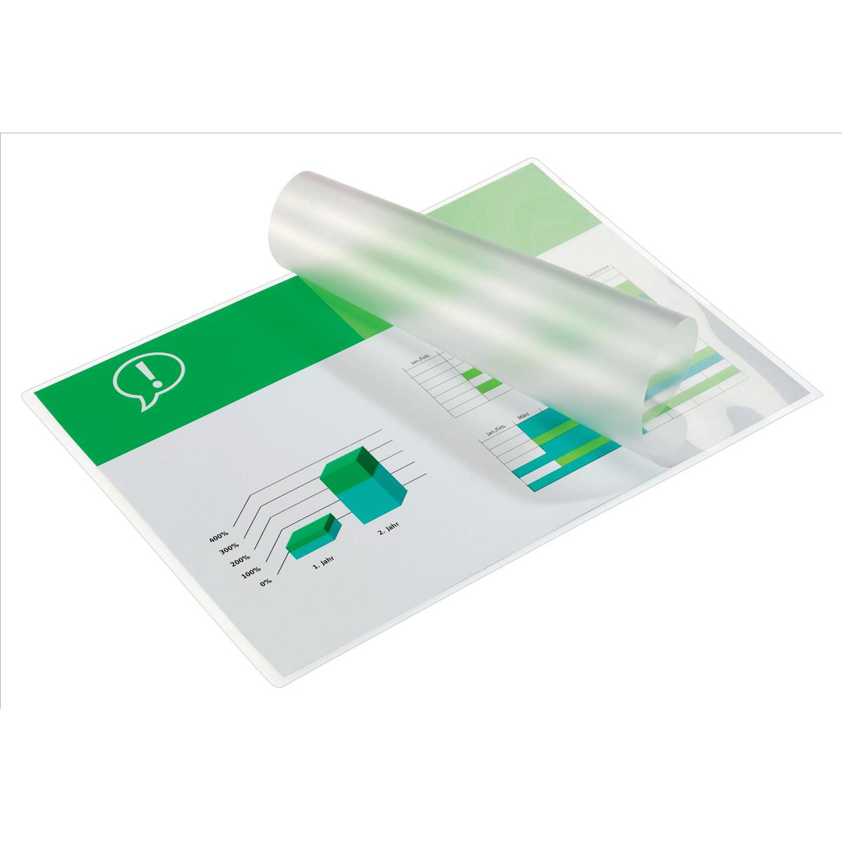 GBC Laminating Pouches 160 Micron for A2 Ref IB589782 [Pack 100]