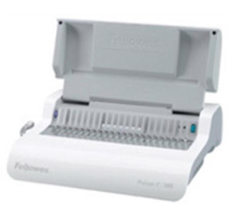 Fellowes Pulsar-E 300 Electric  Comb Binder Ref 5620701