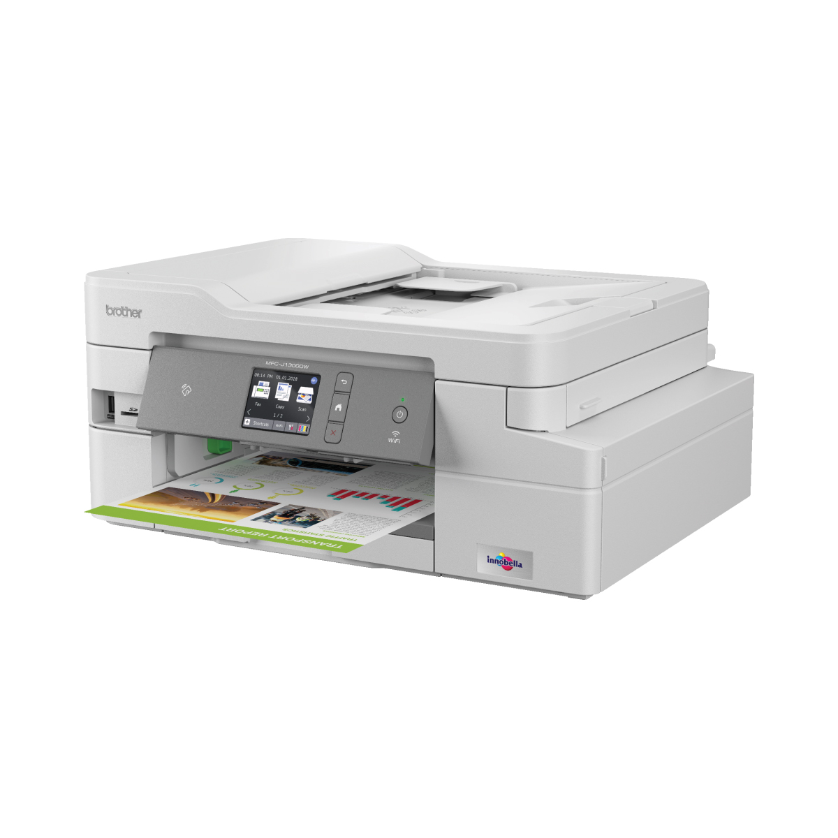 Brother MFCJ1300DW All-in-Box Inkjet Printer Ref MFCJ1300DWZU1