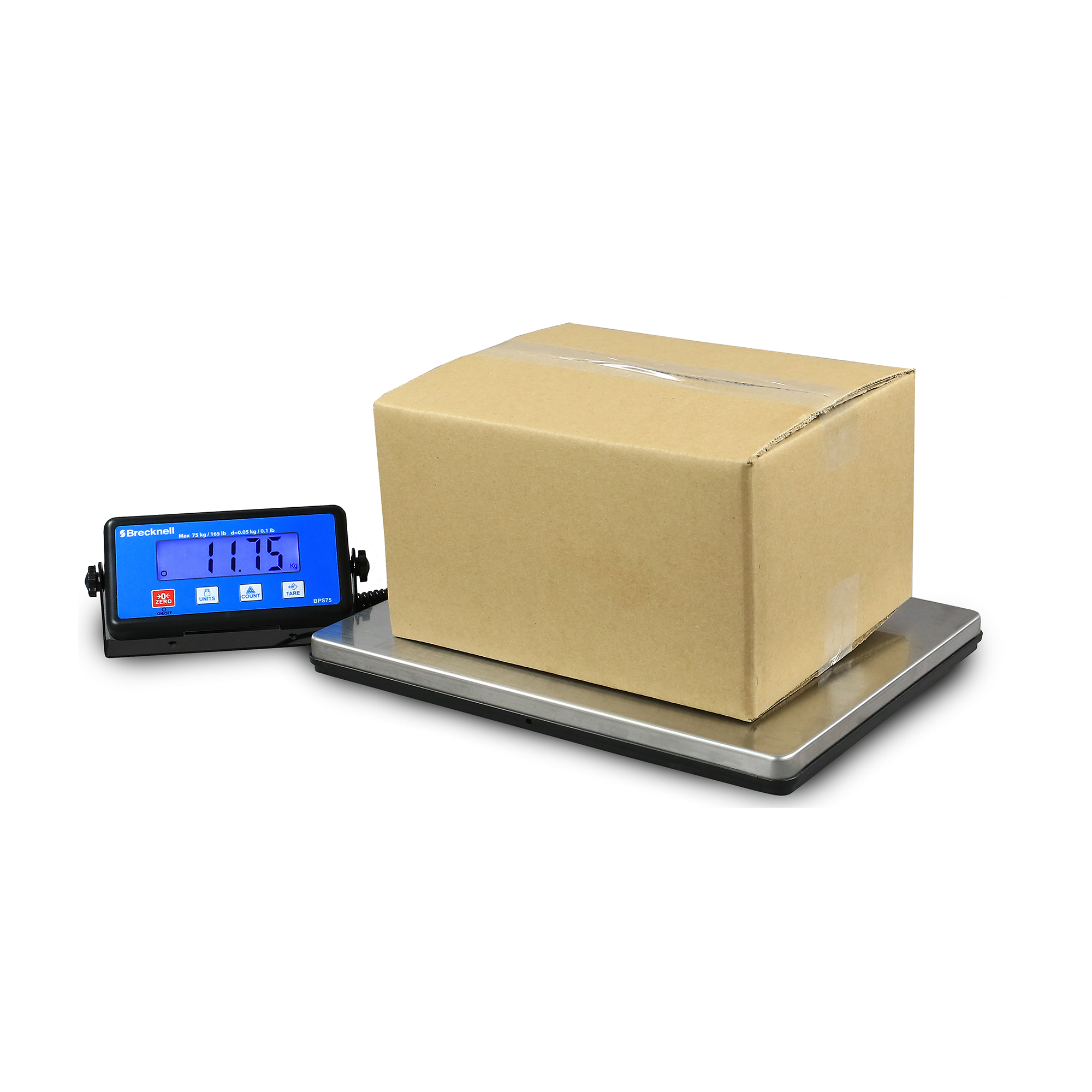 Image for BPS Series Parcel & Shipping Scales 75kg x 0.05kg Ref 816965007110
