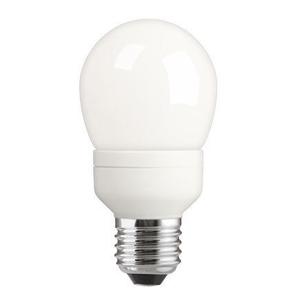 GE 12W T2 Heliax E27 Compact Fluores Bulb ExtWrmWhite 625lm Ref33927 A Rating Up to 10 Day Leadtime