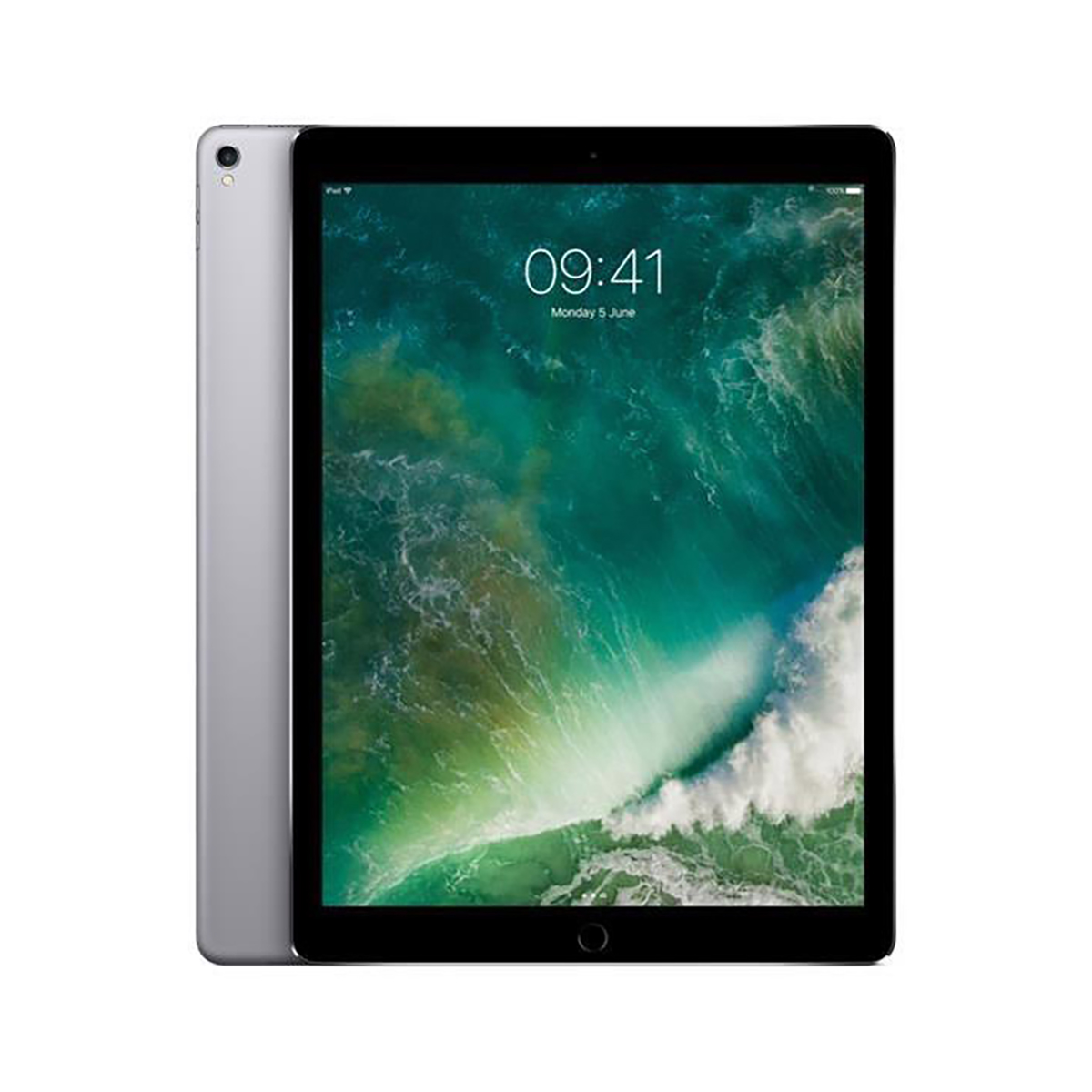 Tablet computers Apple iPad Pro Cellular Wi-Fi 64GB 12MP Camera 12.9inch Space Grey Ref MTHJ2B/A