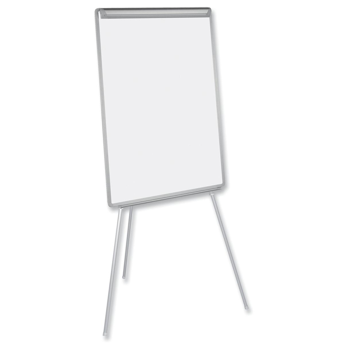 Business Office Flipchart Easel with W670xH990mm Board W700xD82xH1900mm