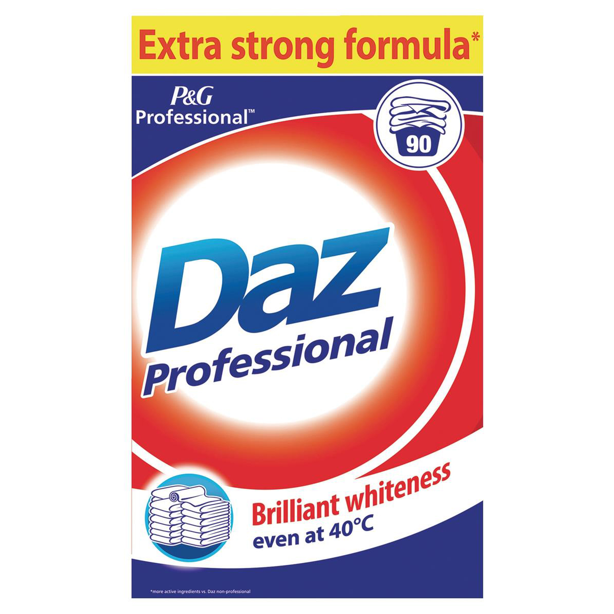 Image for Daz Washing Powder Mega XXL Box 90 Washes Ref 75103