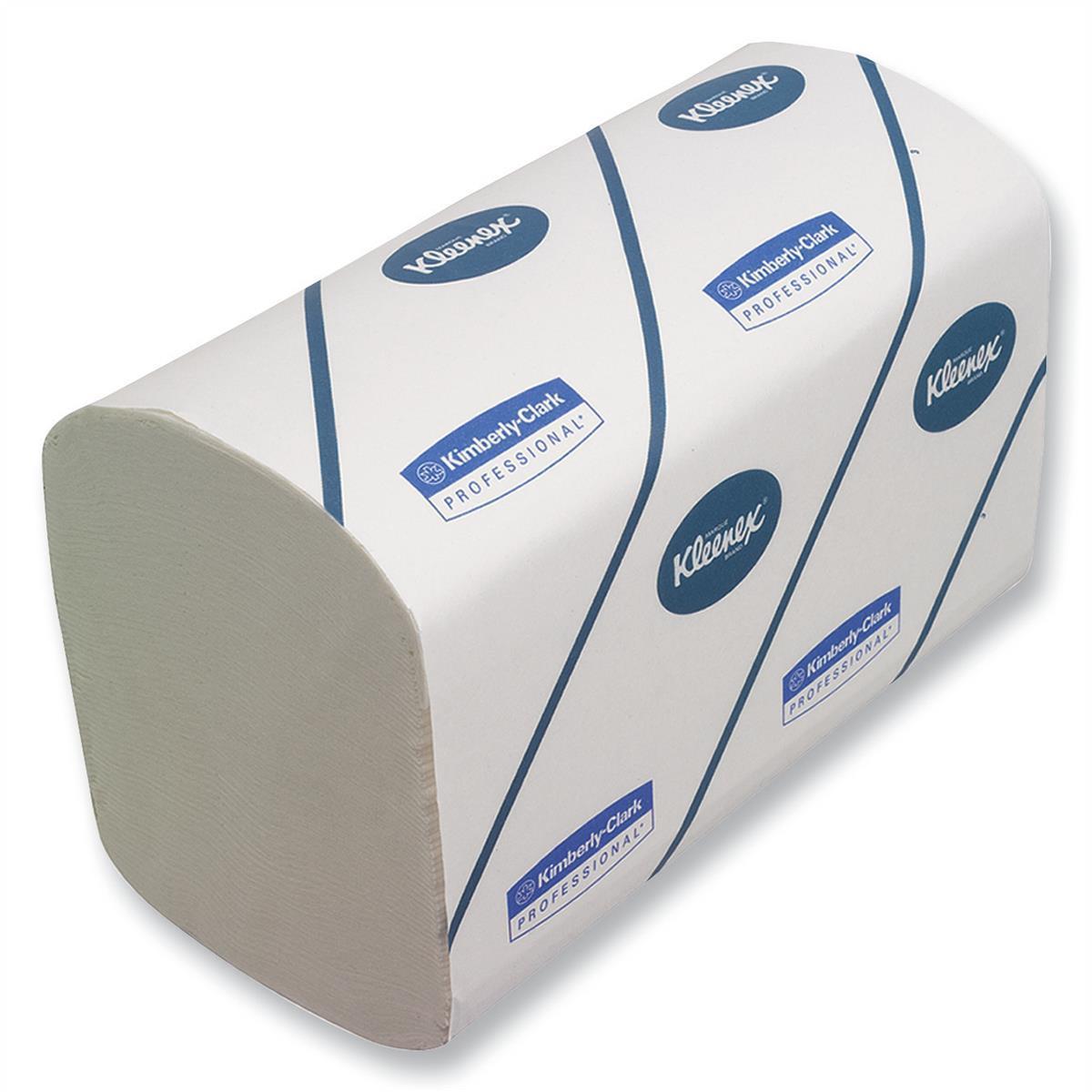 Kleenex Ultra Hand Towels 315x215mm 124 Towels per Sleeve Ref 6778 Pack 15