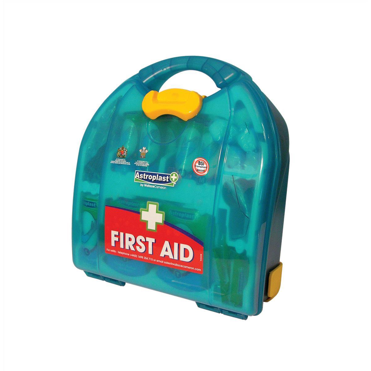 Wallace Cameron BS8599-1 Medium First Aid Kit 1-20 Users Ref 1002656 Promo