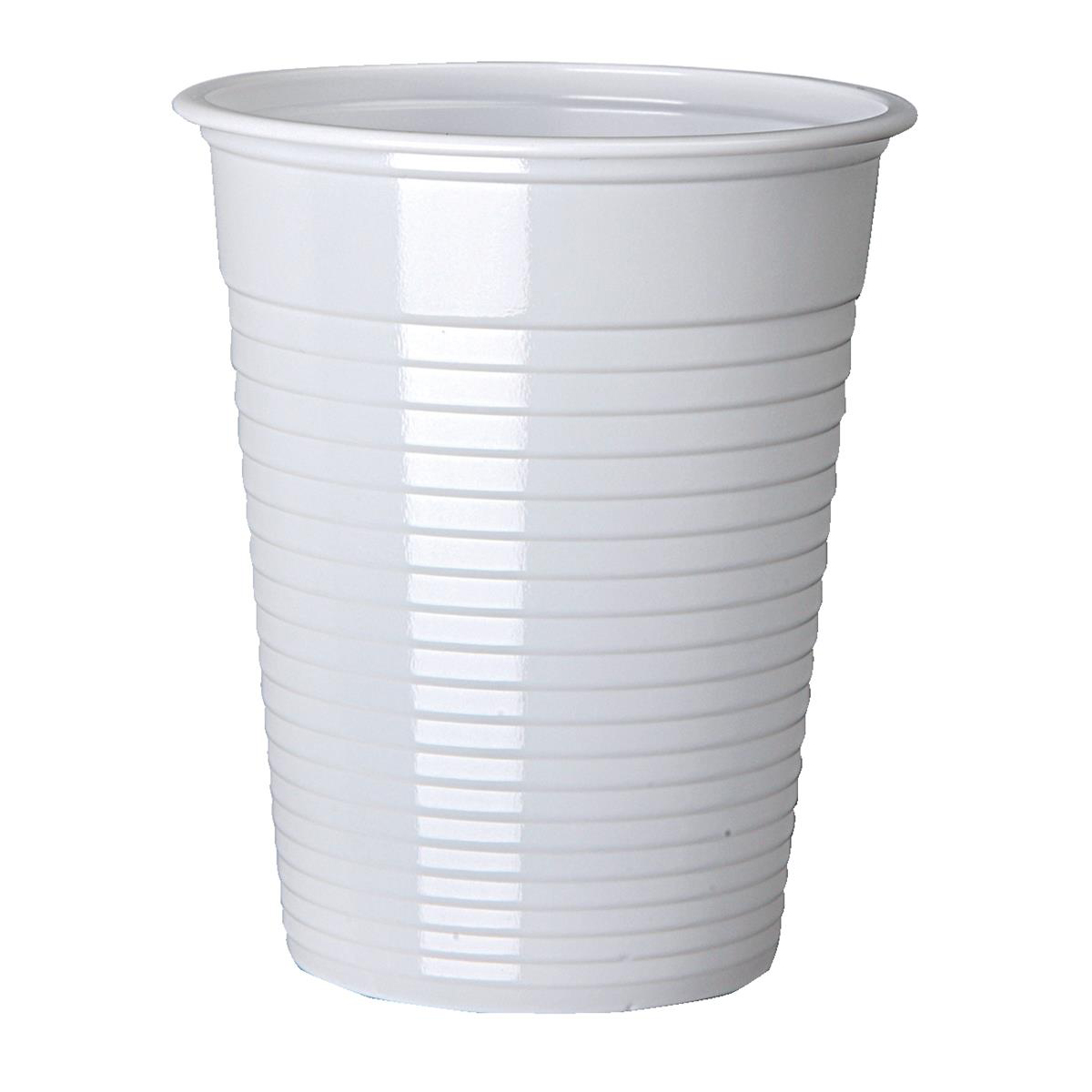 Disposable Cups & Accessories Cup for Cold Drinks Non Vending Machine 7oz 207ml White Ref 0510058 Pack 100