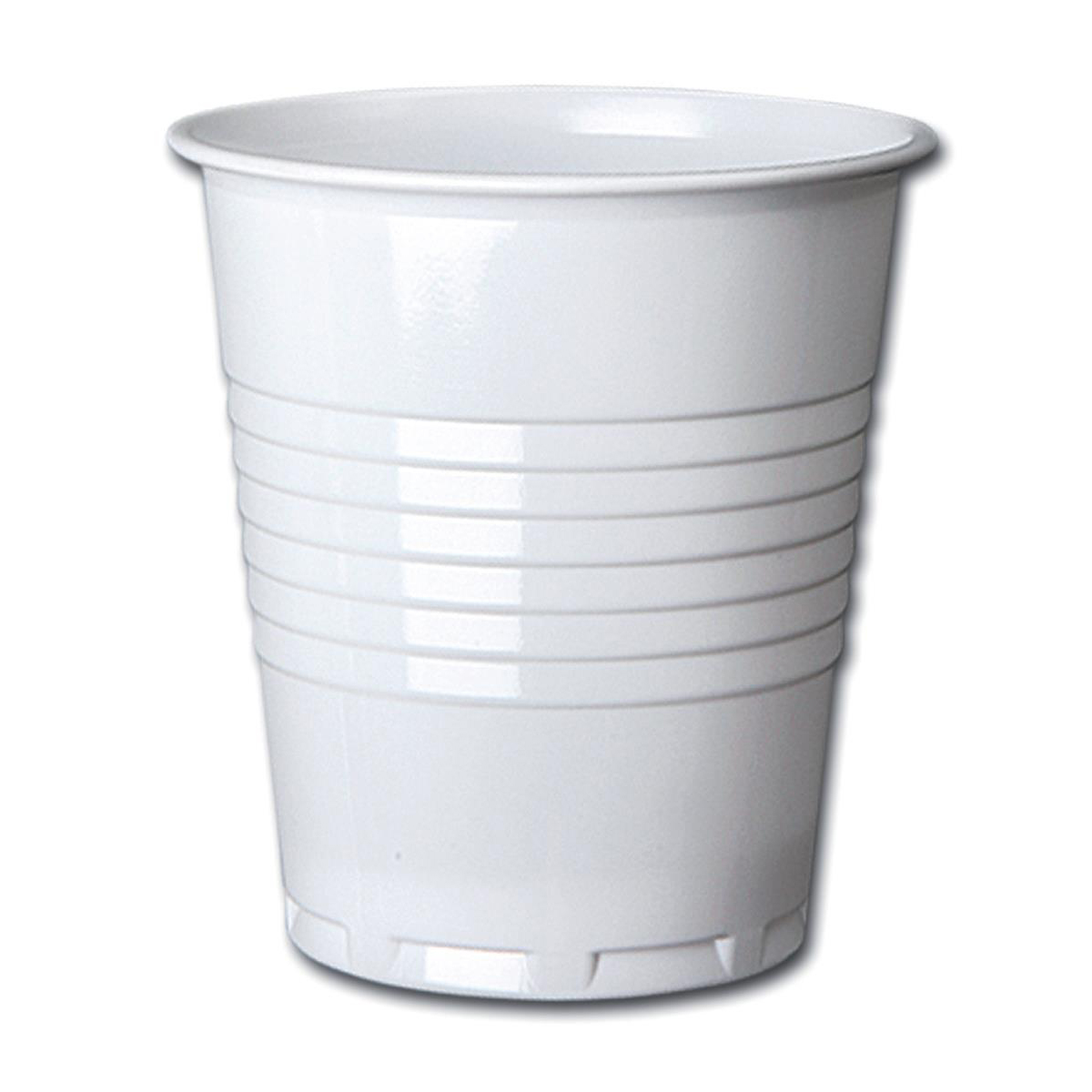 Disposable Cups & Accessories Cup for Hot Drinks Plastic for Vending Machine 7oz 207ml Squat Pack 100