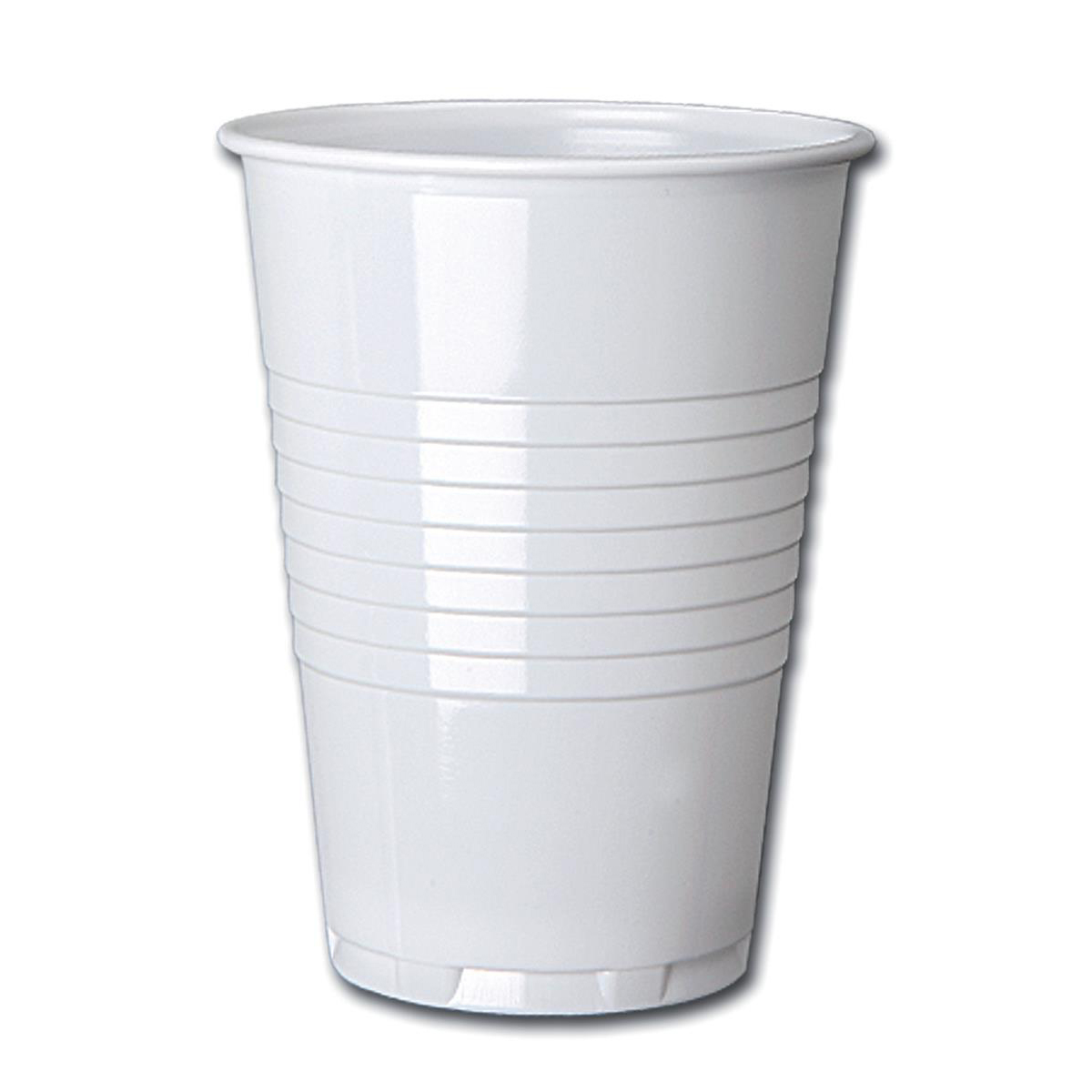 Cup for Hot Drinks Plastic for Vending Machine 7oz 207ml Tall [Pack 100]