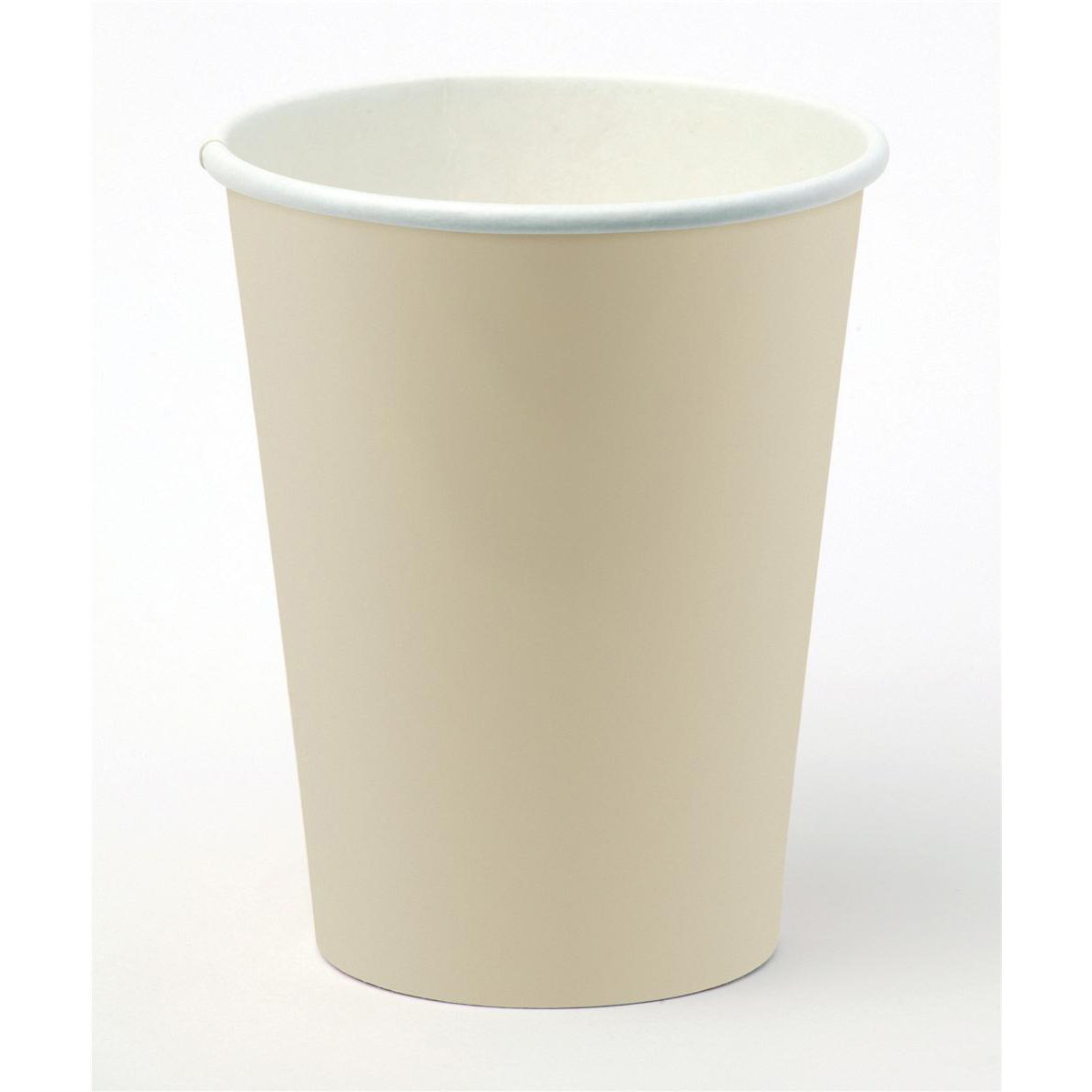 Drinks Stirrers & Straws Paper Cup for Hot Drinks 12oz 340ml Varied Design Ref 01157 Pack 50